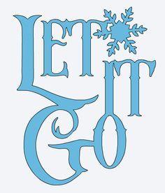 Free google search cricut. Frozen clipart let it go