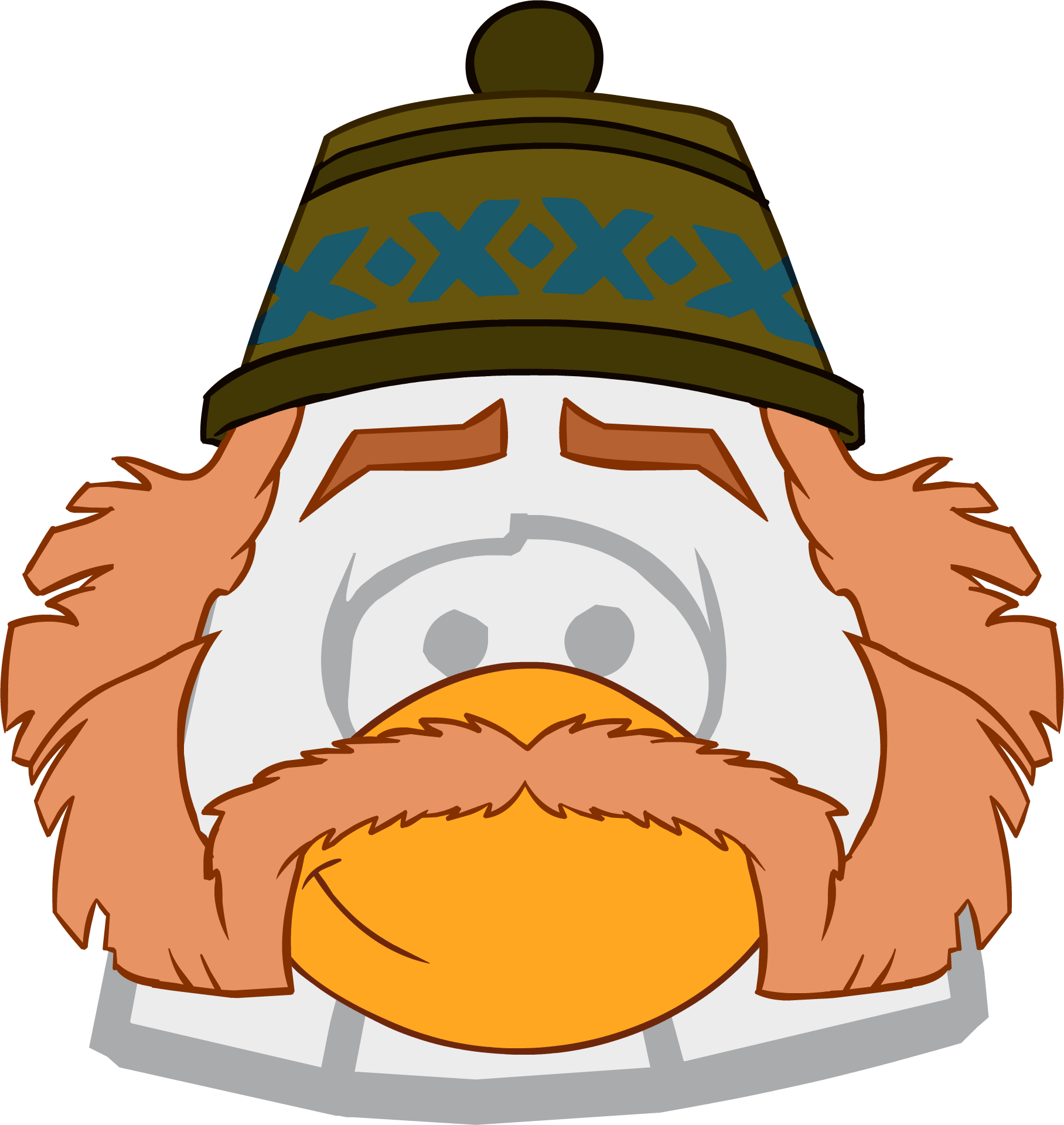 The club penguin wiki. Frozen clipart oaken