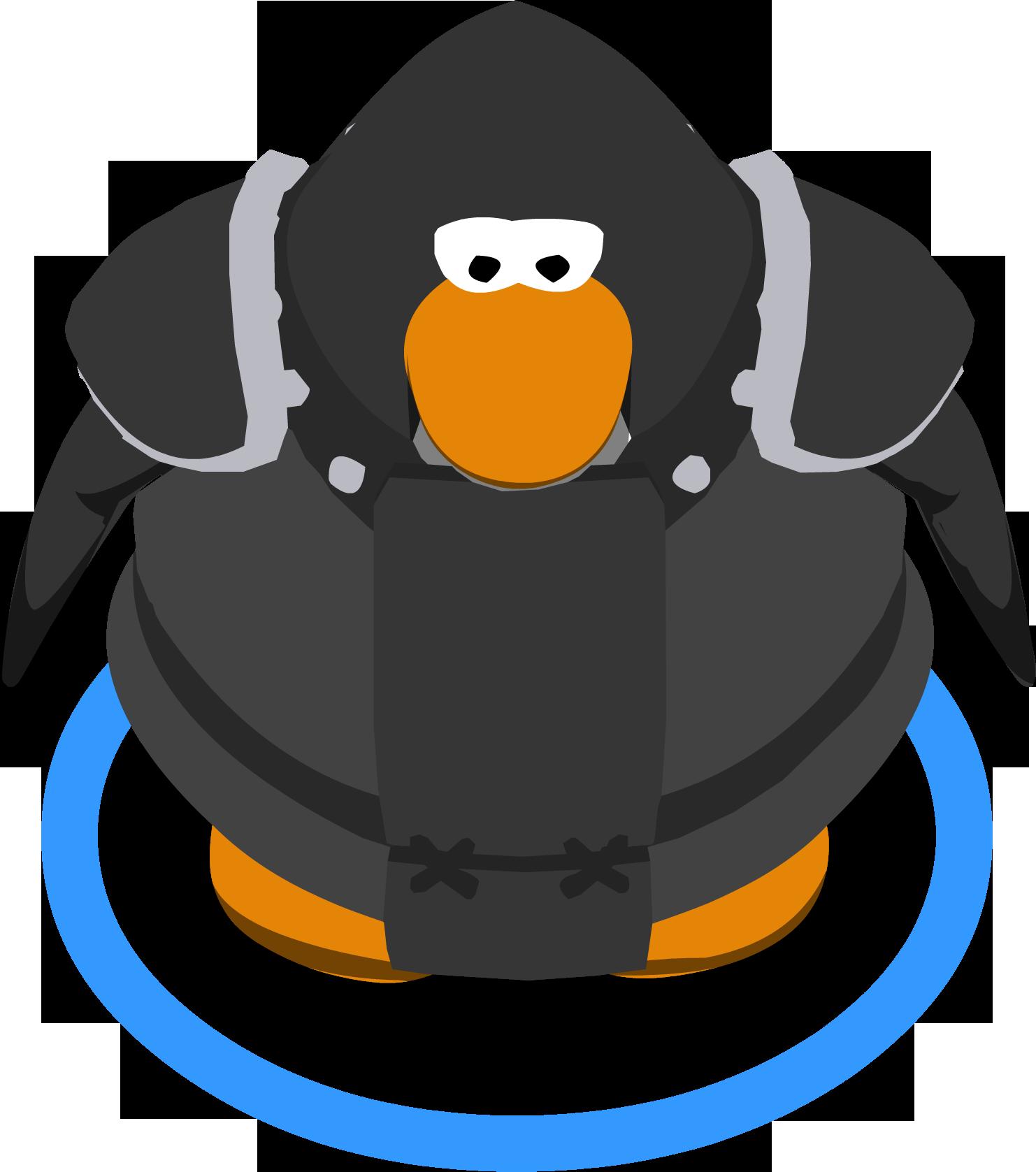 Frozen clipart penguin. Image armor png club