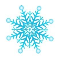 frozen clipart snow