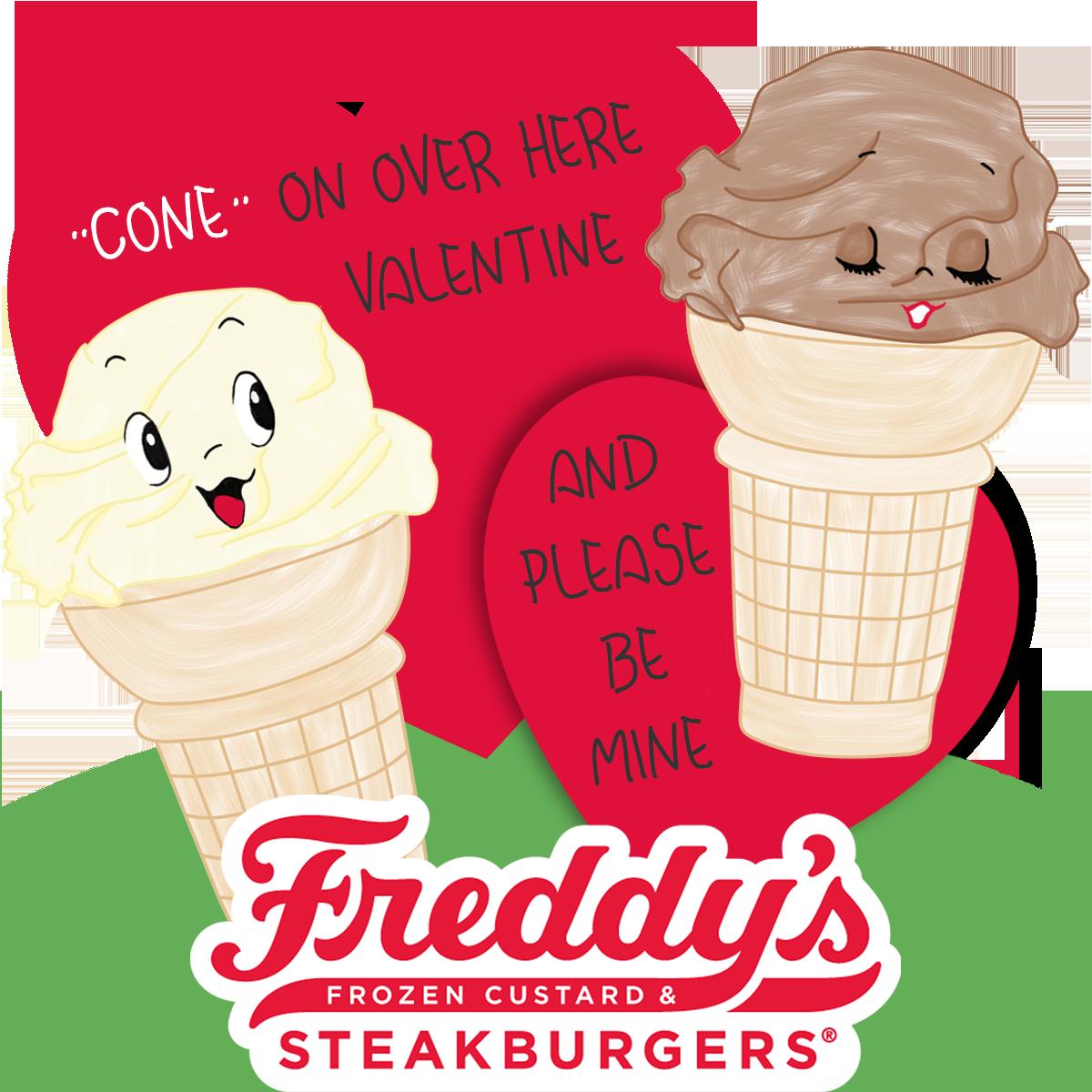 Frozen clipart valentine. Freddy s valentines custard