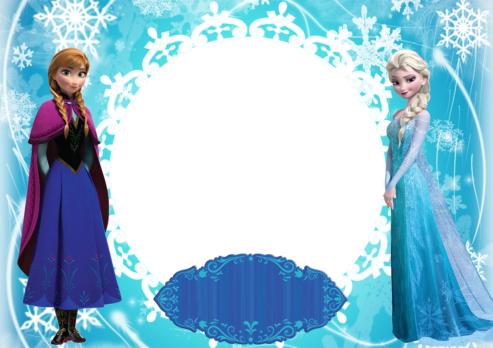 Frozen png images.  for free download