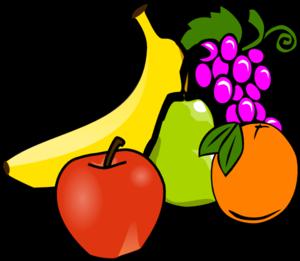 . Fruit clipart