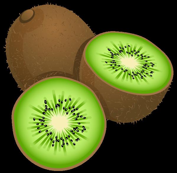 kiwi clipart healthy fruit