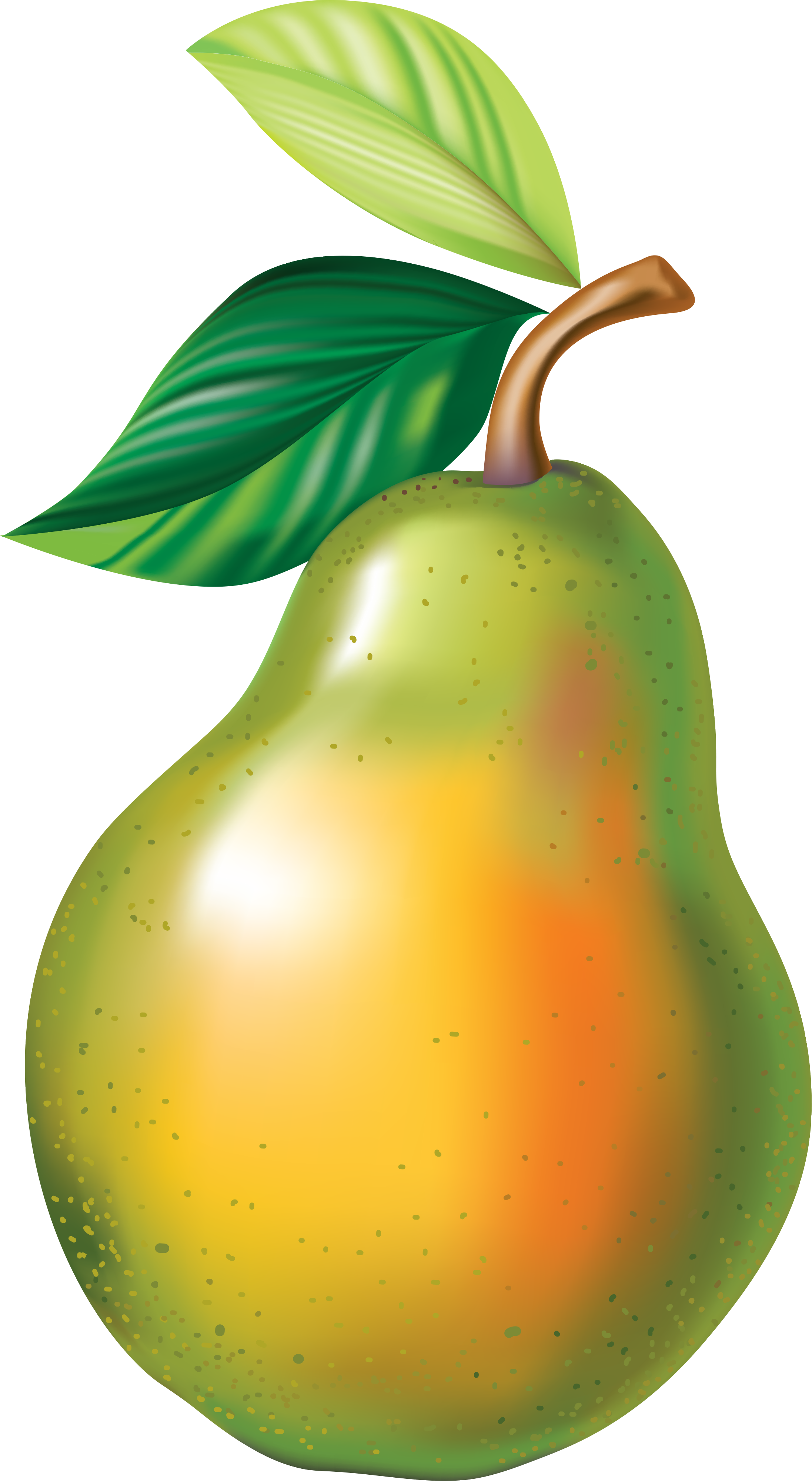 ec ef f. Fruit clipart house