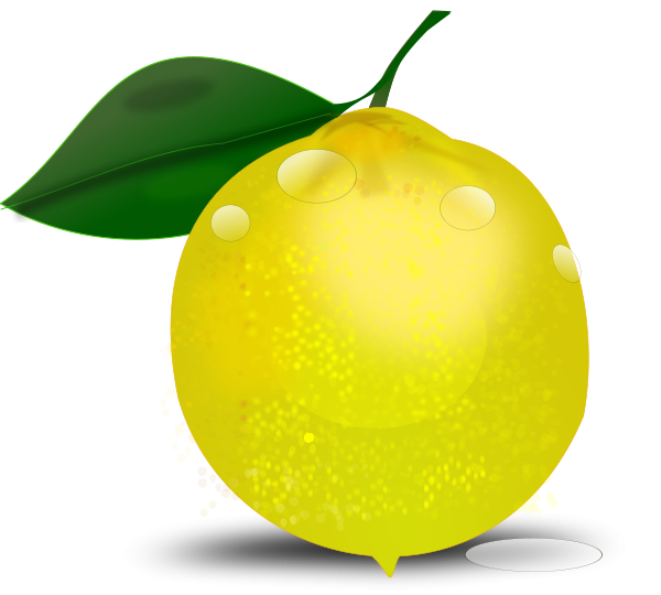 Slice panda free images. Lemons clipart lemon leave