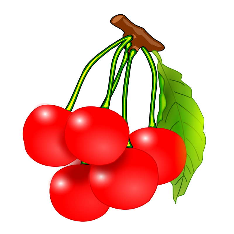 Clip art with faces. Fruit clipart smiley face