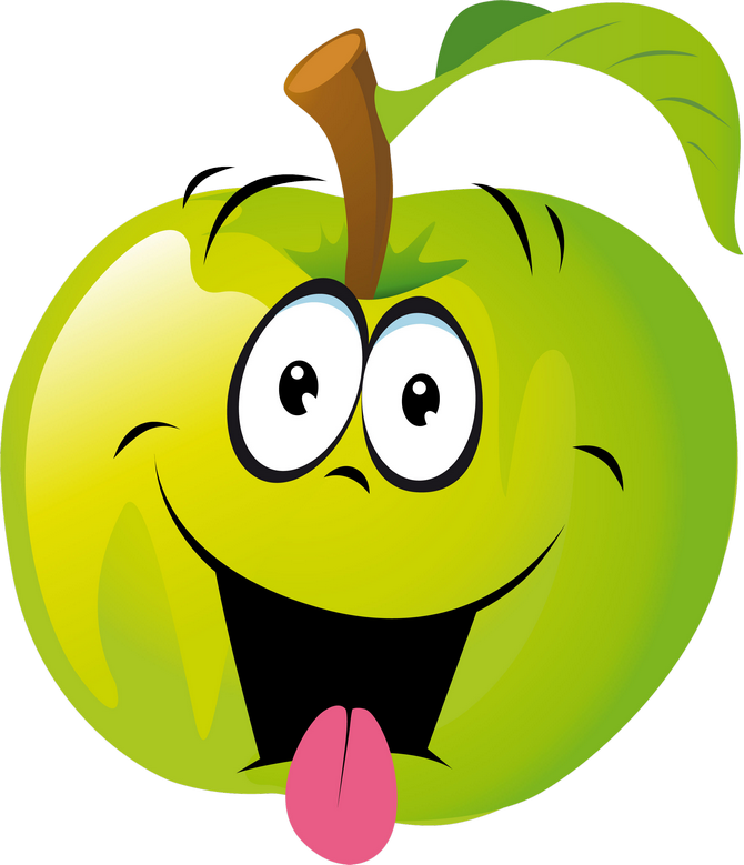 Fruits clipart smiley.  missis berina pinterest