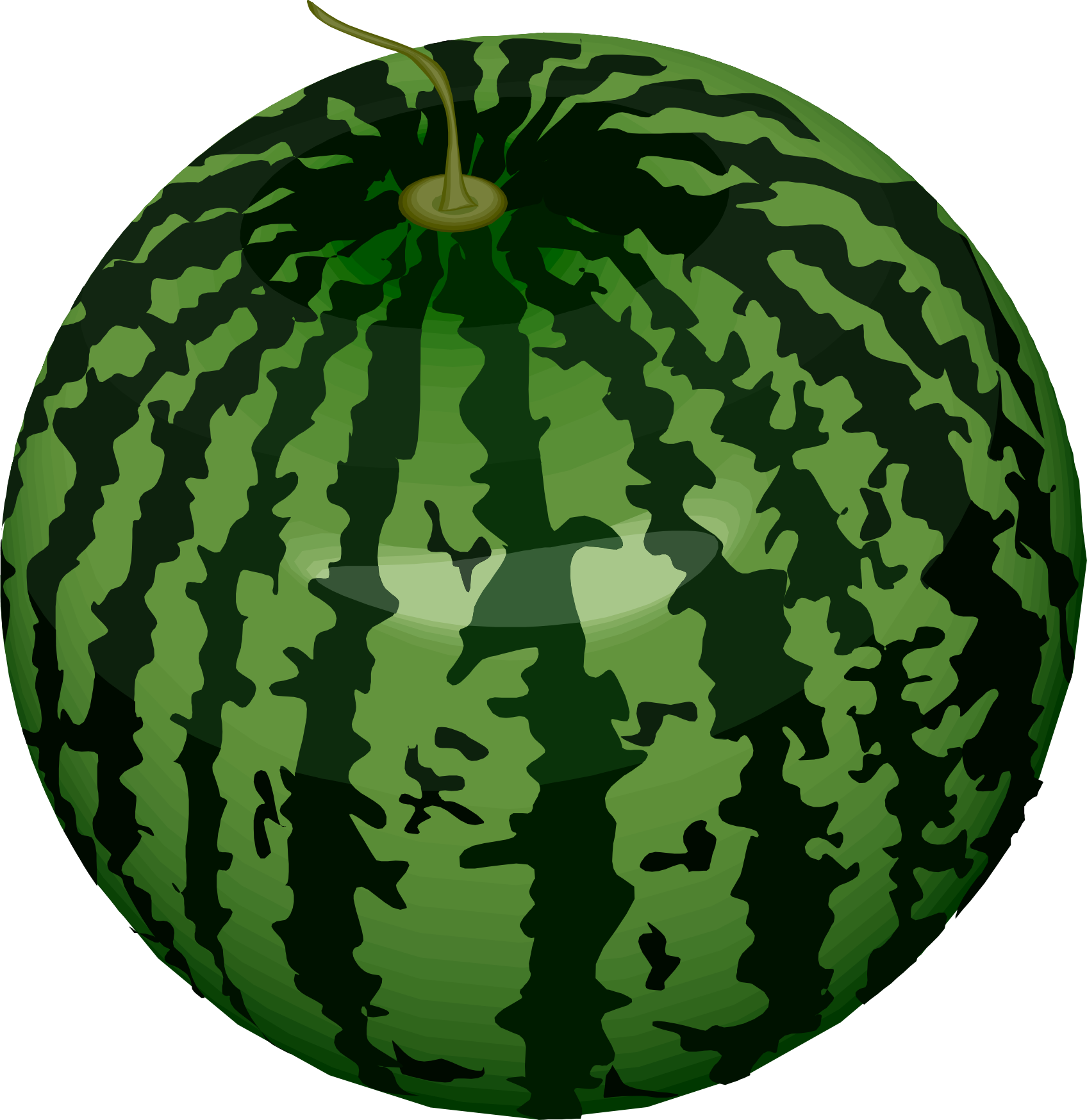 . Fruit clipart watermelon