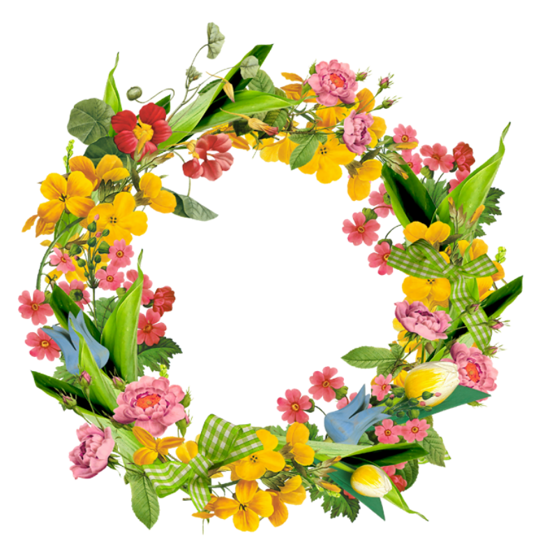 Pin by debbie newman. Fruits clipart wreath
