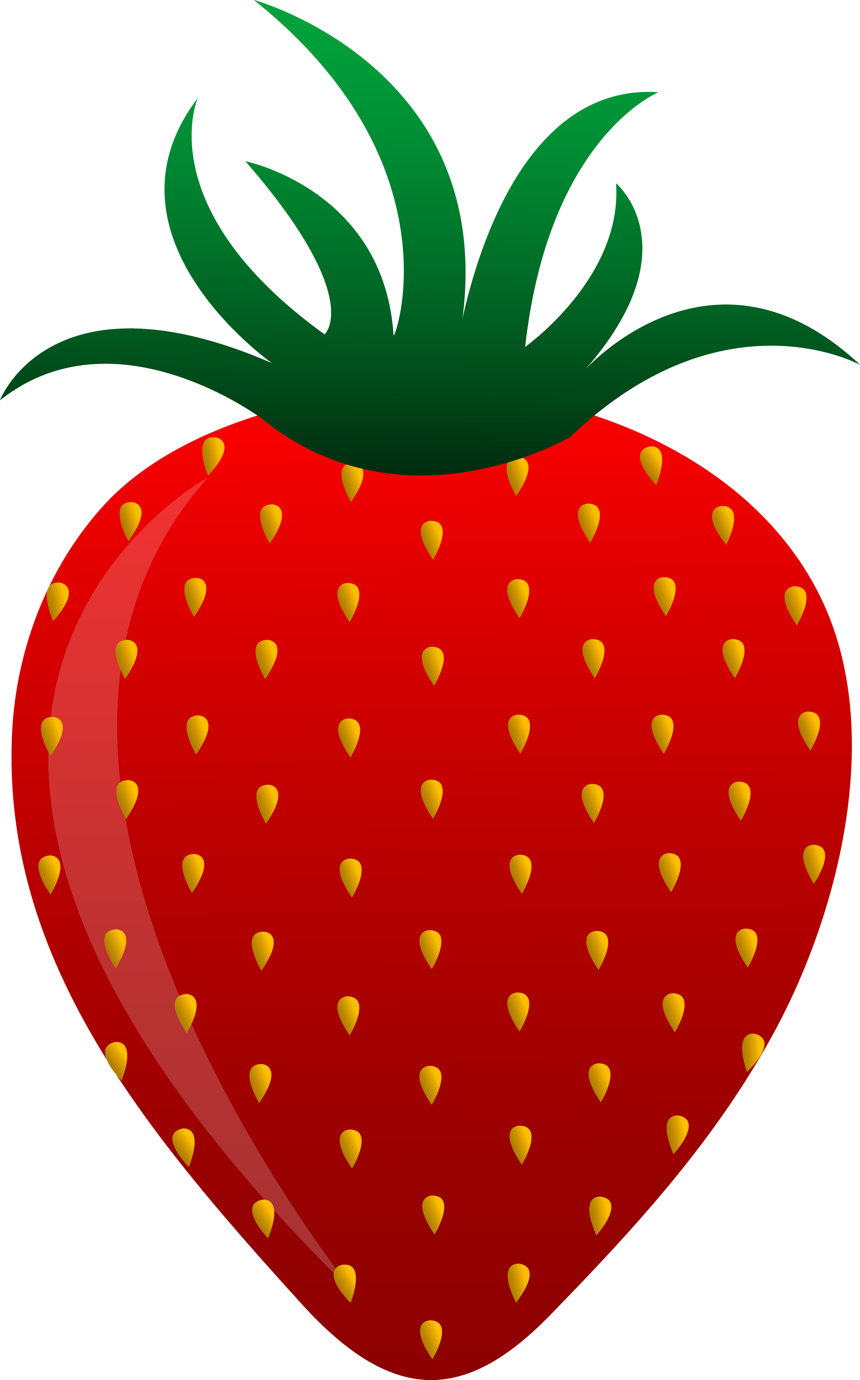 Strawberries clipart clear background.  collection of strawberry