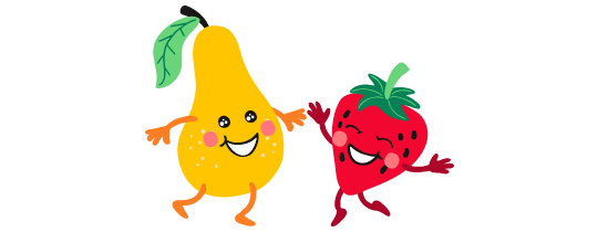 Fruits clipart friend. Which fruit usually are