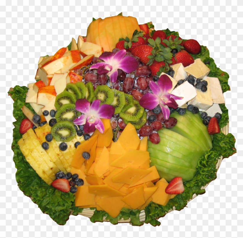 Cheese and tray clipped. Fruits clipart fruit platter