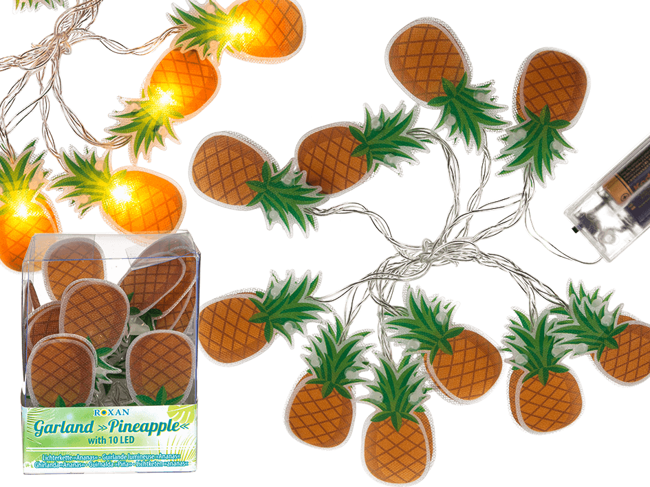 Fruits clipart garland. Out of the blue