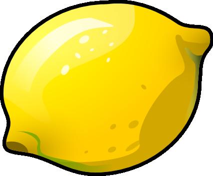 Lemons clipart clip art. Lemon fruits image