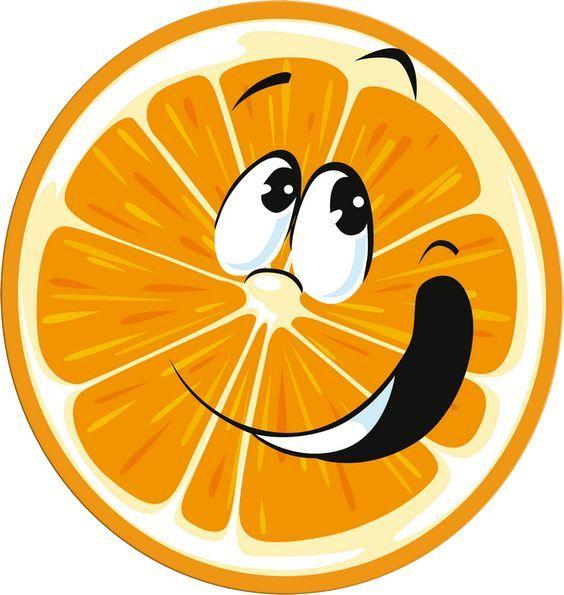 Happy clipart orange. Smiling smileys stickers