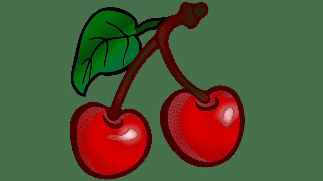 prodigious cherry free. Fruits clipart spring