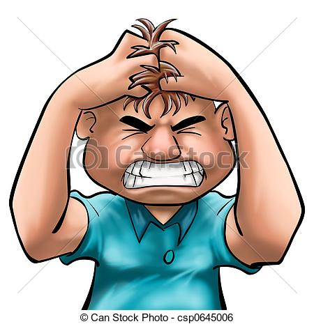 Anger clipart frustration. Frustrated clip art free