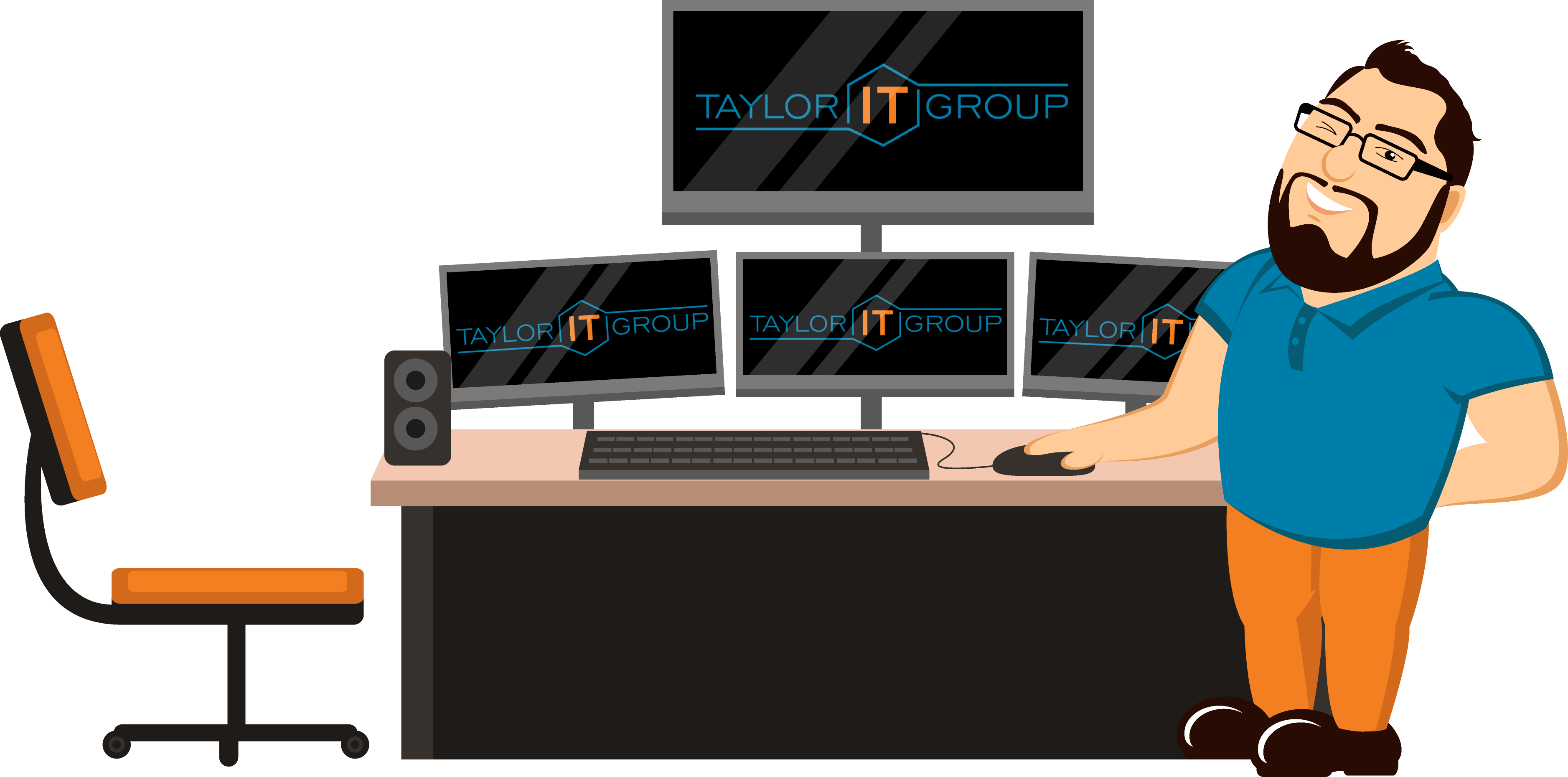 Taylor it group solutions. Technology clipart computer technology