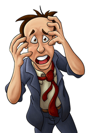 Png free . Frustrated clipart frustrated employee