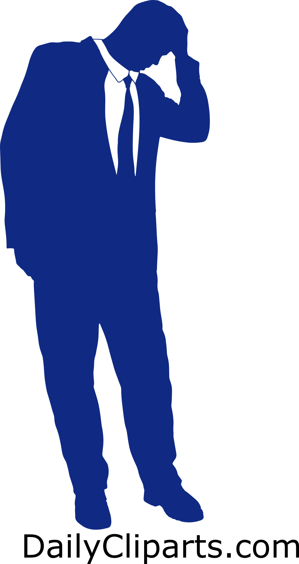 Frustrated clipart frustrated employee. Image daily cliparts