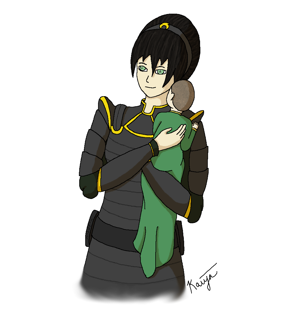 Frustrated clipart frustrated mom. Lin beifong on avatarbabies