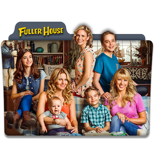 Full house png. Fuller tv series folder