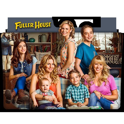 Full house png. Fuller tv series folder