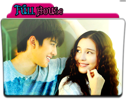 Thai drama folder icon. Full house png