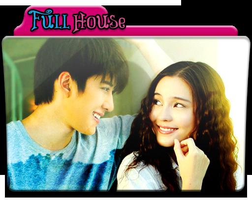 Thai drama folder icon. Full house png