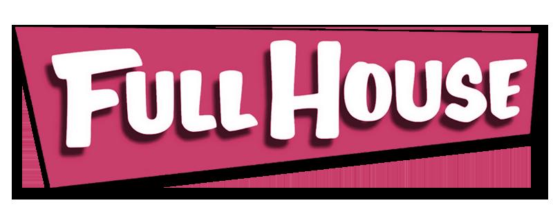 Full house png. Tv fanart image