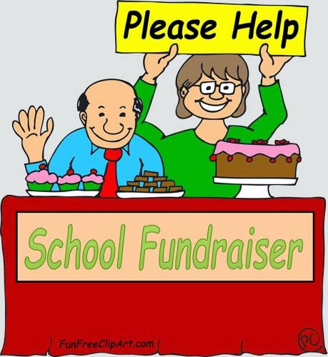 School please help fun. Fundraiser clipart