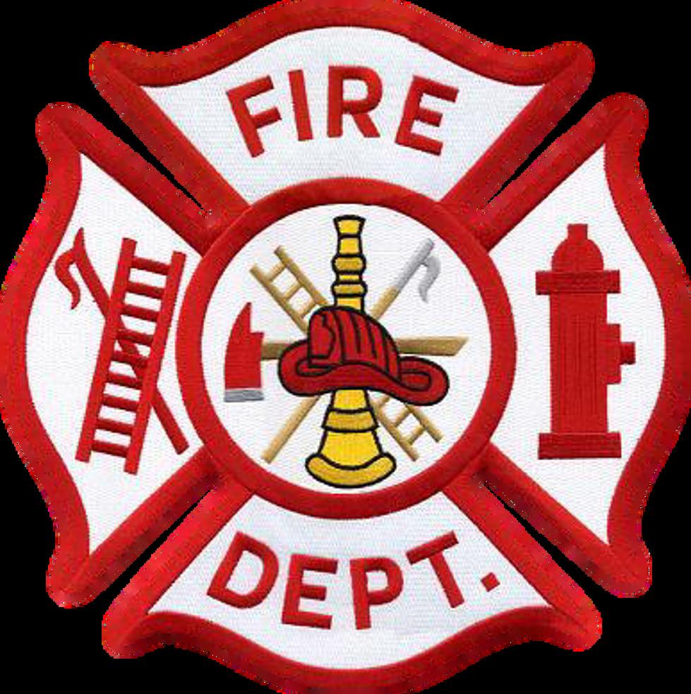 Firefighter clipart emblem. Richland volunteer fire companies