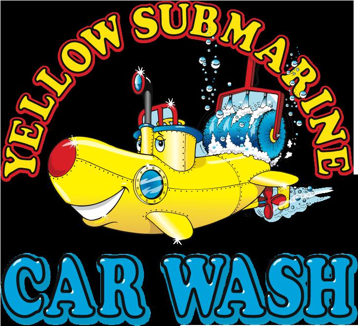 Fundraiser clipart car wash. Fundraising yellow submarine