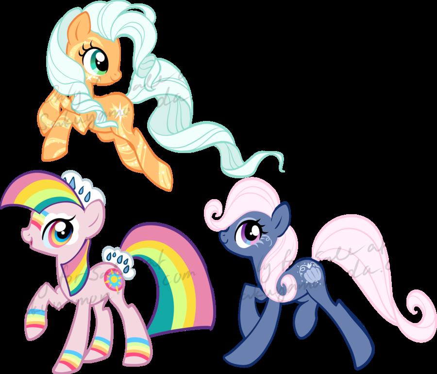 Horses clipart fairytale. Fundraiser random mlp adoptable