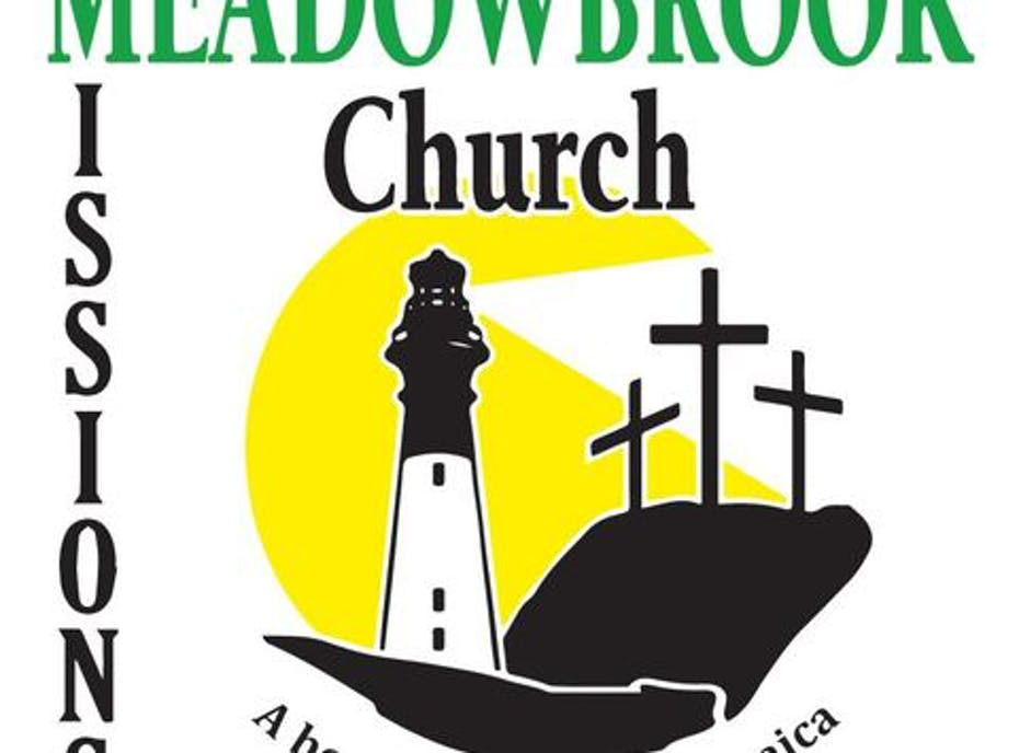 Meadowbrook baptist team at. Fundraising clipart church mission