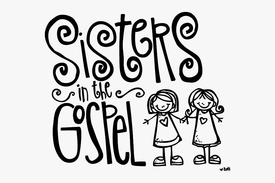 Missionary church sisters in. Lds clipart service