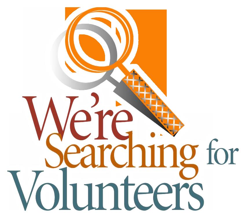Volunteering clipart calling all. Home volunteers wanted