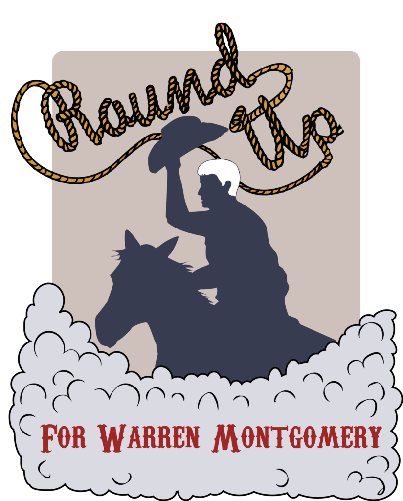 Fundraiser clipart committee church. Round up for warren