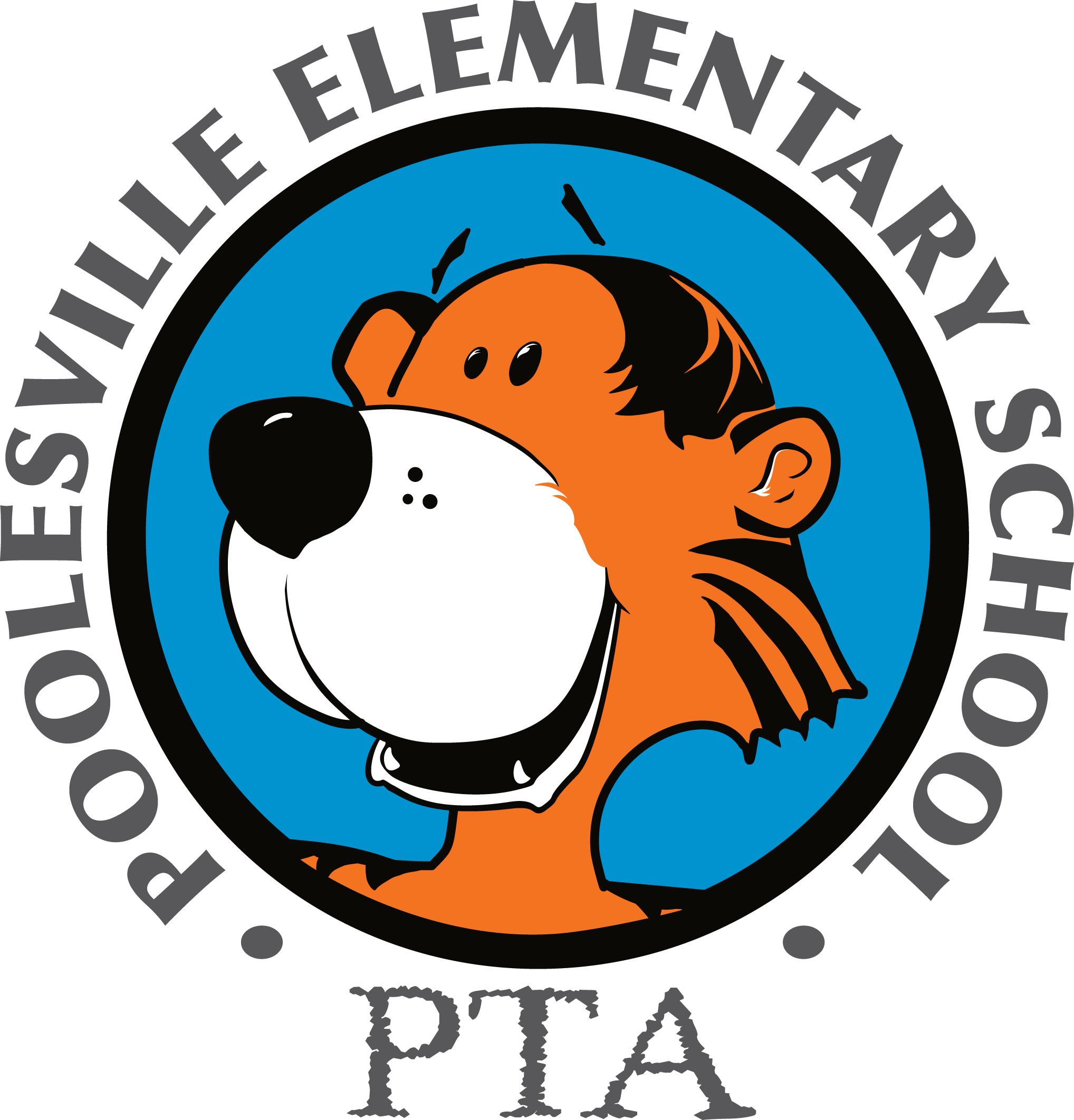 Poolesville pta mileage club. Fundraiser clipart elementary school