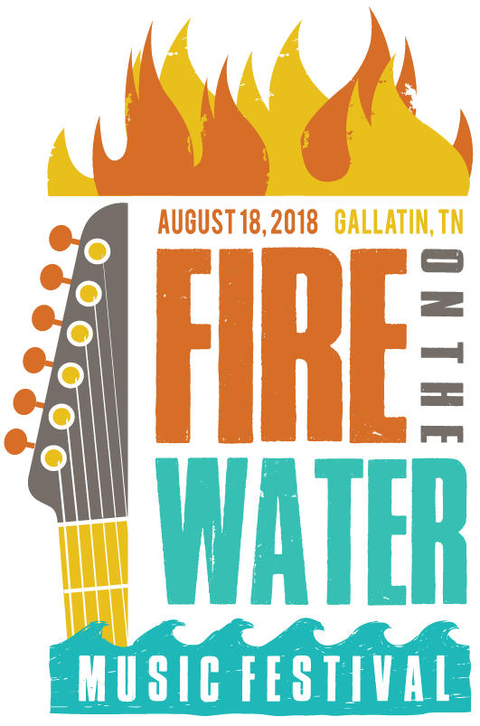 Fire on the water. Fundraiser clipart fete
