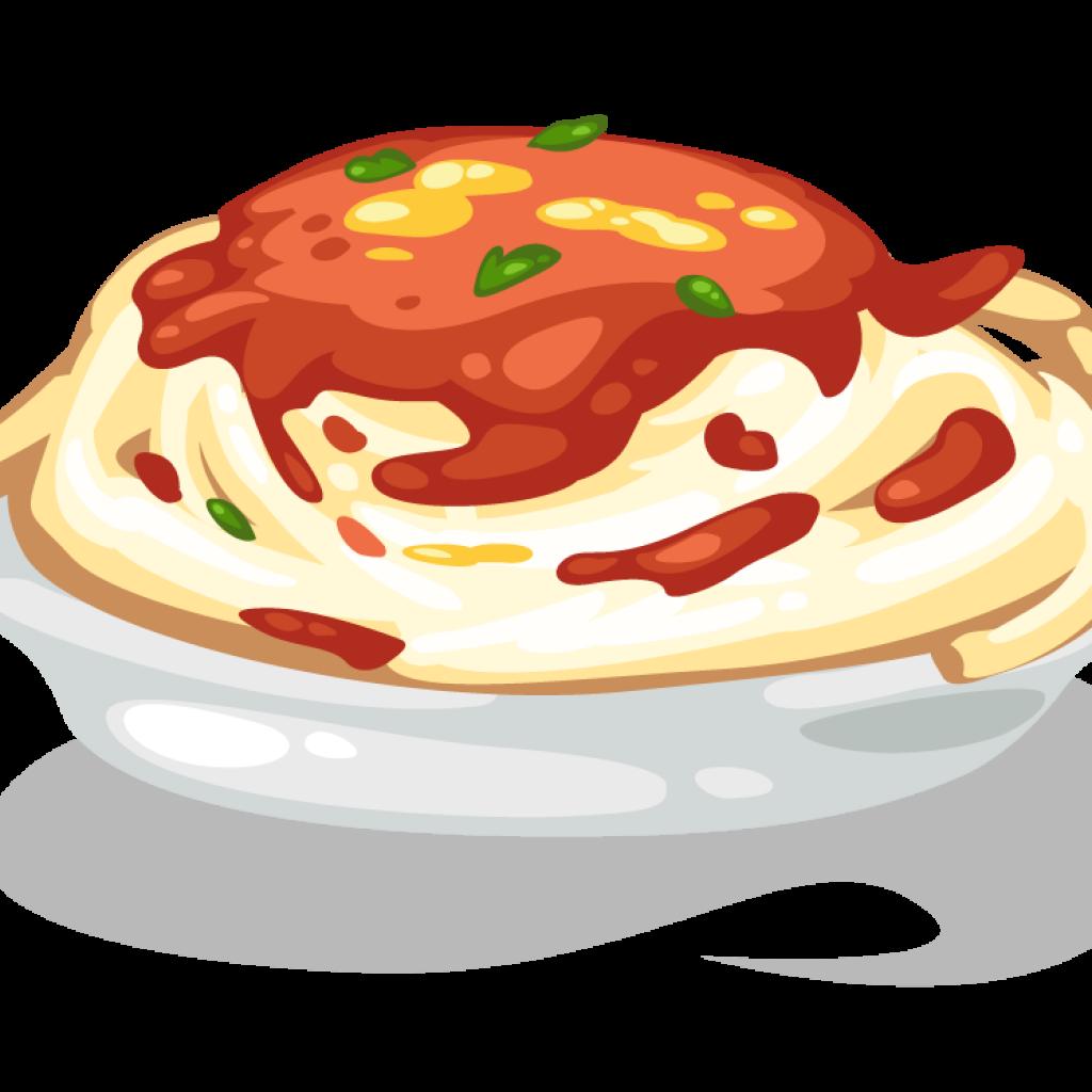 Red spaghetti clip art. Menu clipart pasta italian