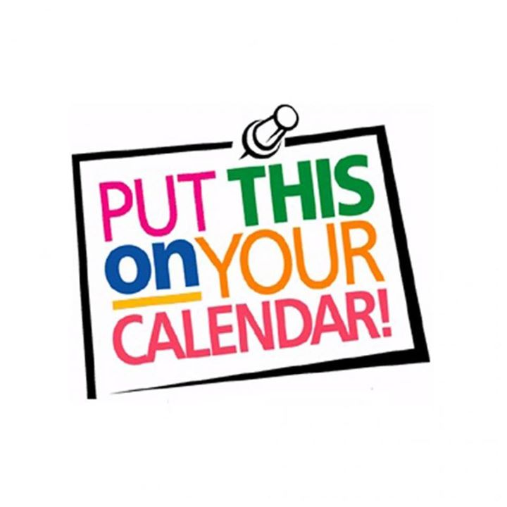 Mark your calendar free. Schedule clipart important date