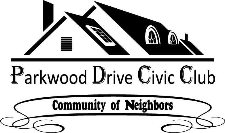 History of the parkwood. Neighbors clipart neighborhood border