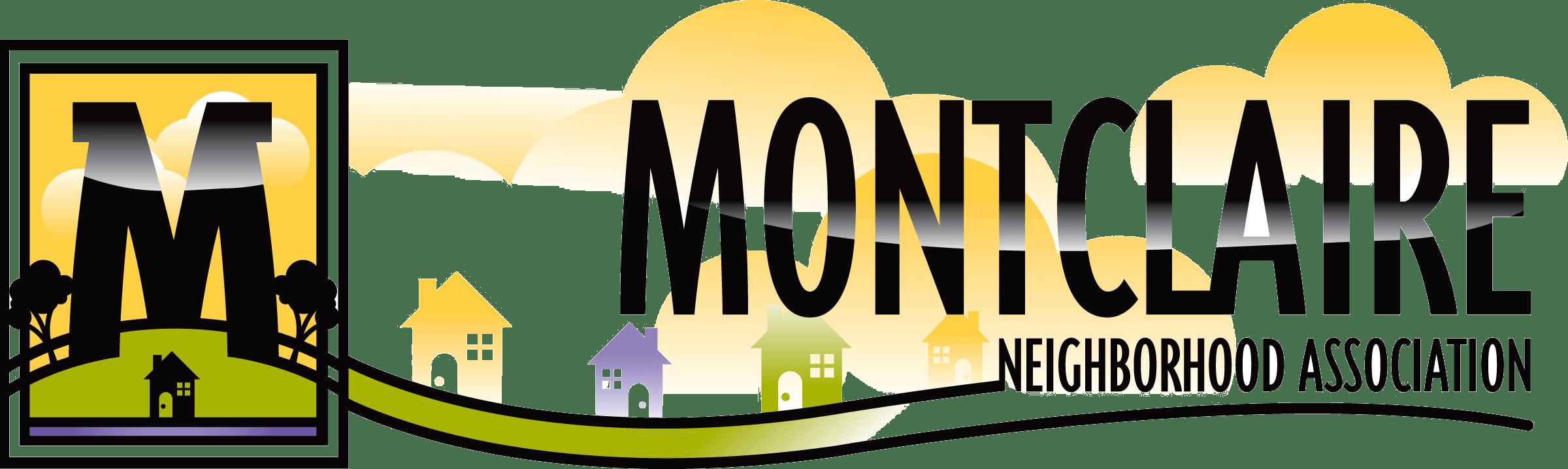 Montclaire association about us. Fundraiser clipart neighborhood meeting