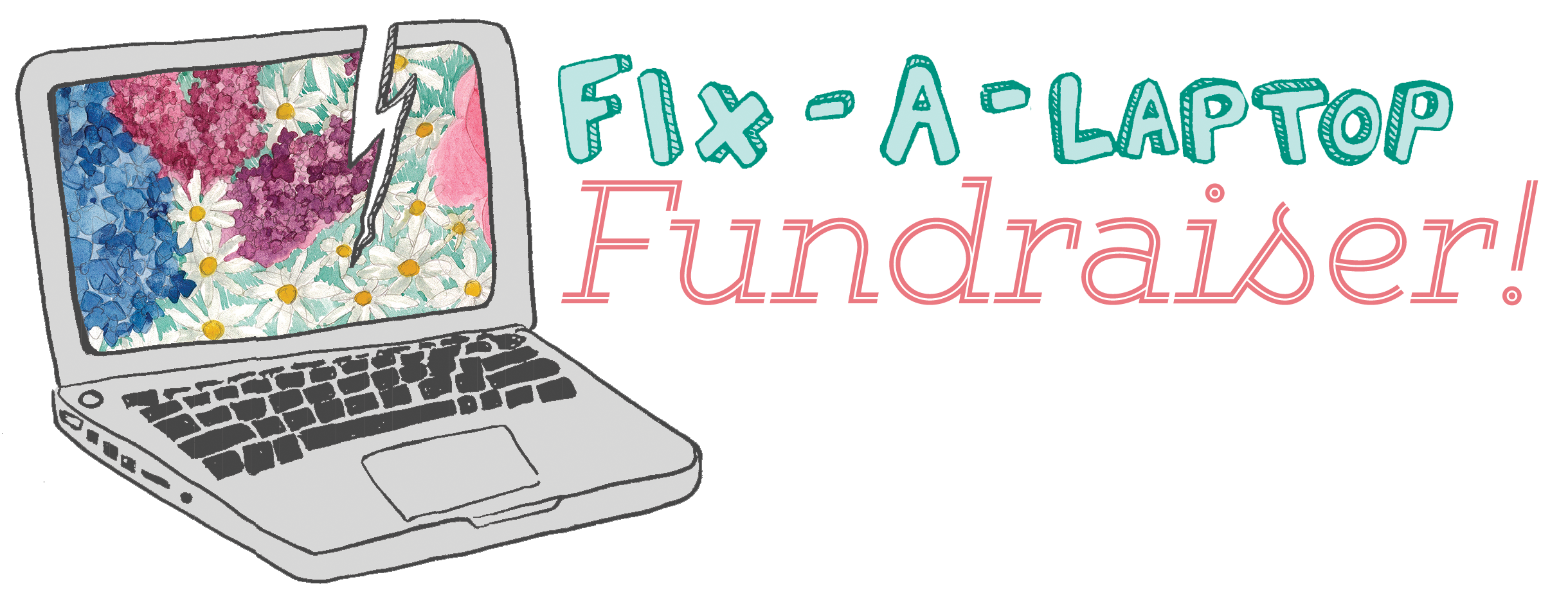 Fundraiser clipart paper money. Fix a laptop indiegogo