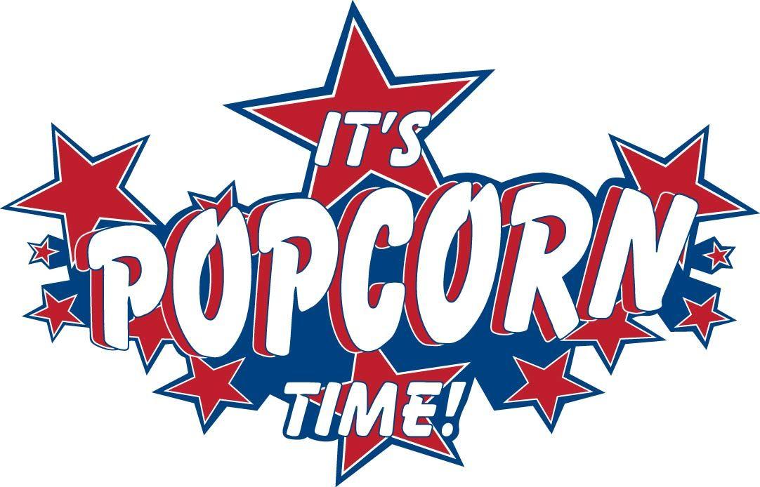 Fundraiser clipart popcorn. Pin on pop corn