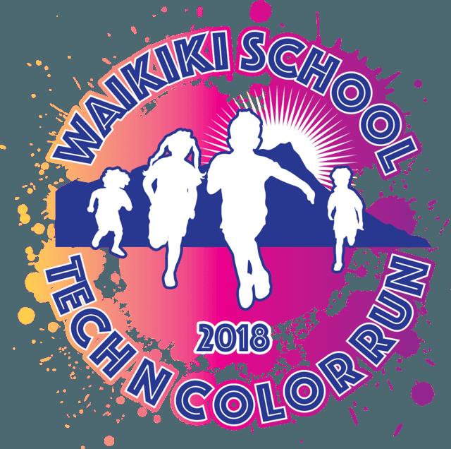 Waikiki school techncolor way. Fundraiser clipart pto