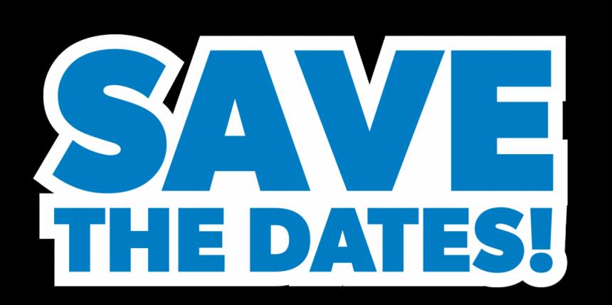 Fundraiser clipart save the date. Battle mountain high school