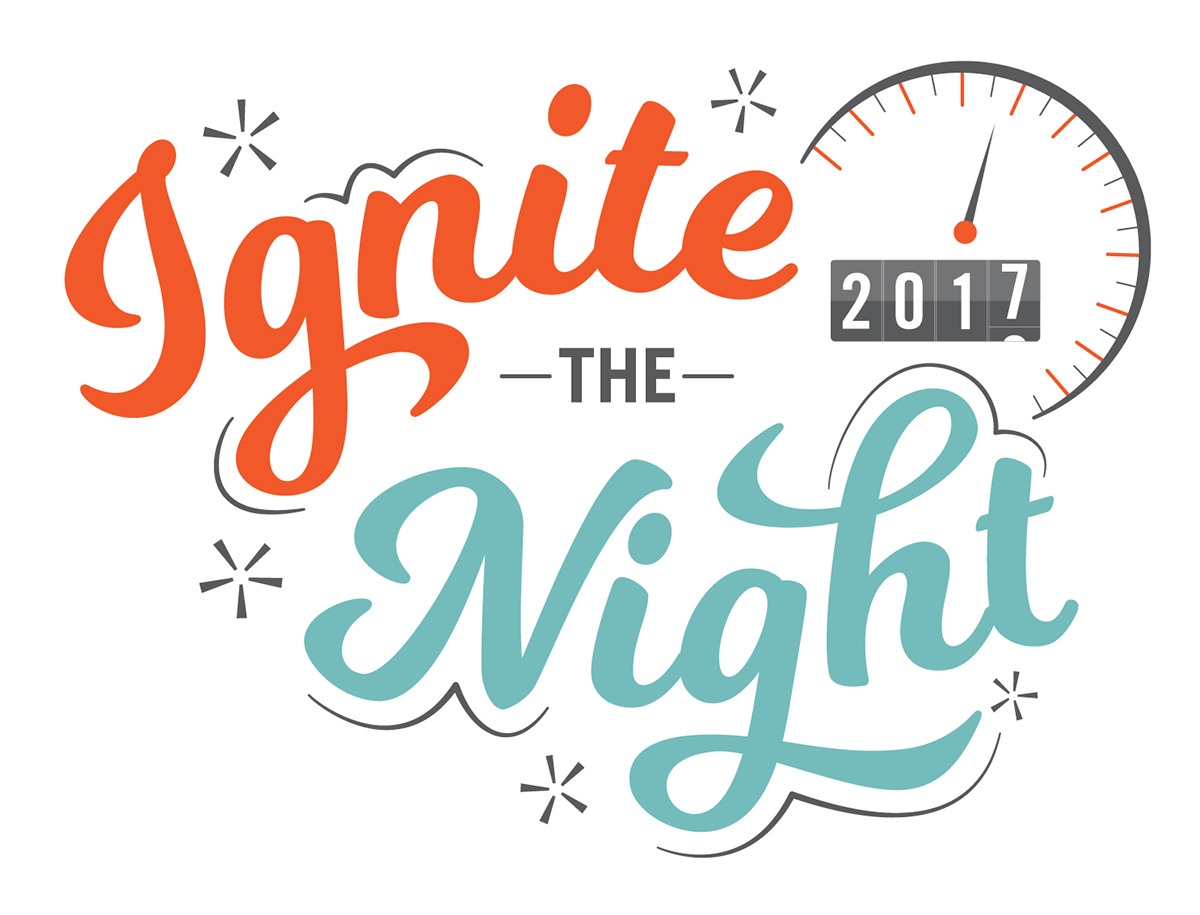 Fundraiser clipart save the date. Ignite night world of